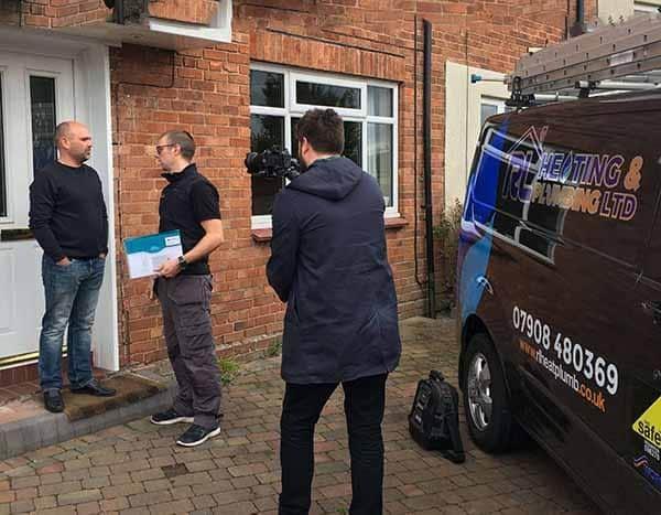 RL Heating and Plumbing Ltd - Staffordshire - Cannock - Photo 2