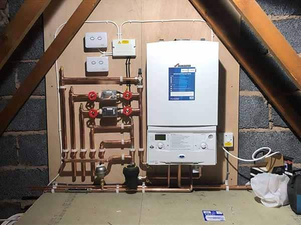 Gas Boiler Installation - Staffordshire, Cheslyn Hay  - RL Heating and Plumbing Ltd