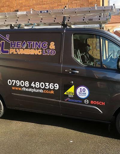 RL Heating & Plumbing Cannock - 60KfdKzRTiuzh1XUoThvA